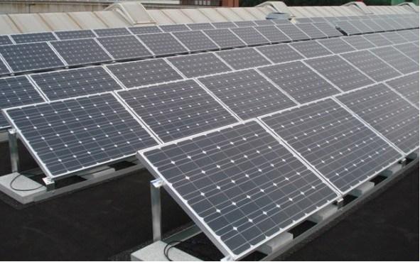 China Solar Panel Pv System Js 5000w China Pv System