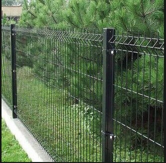 China Hot Selling Pvc Coated Welded Wire Mesh Fence Panels