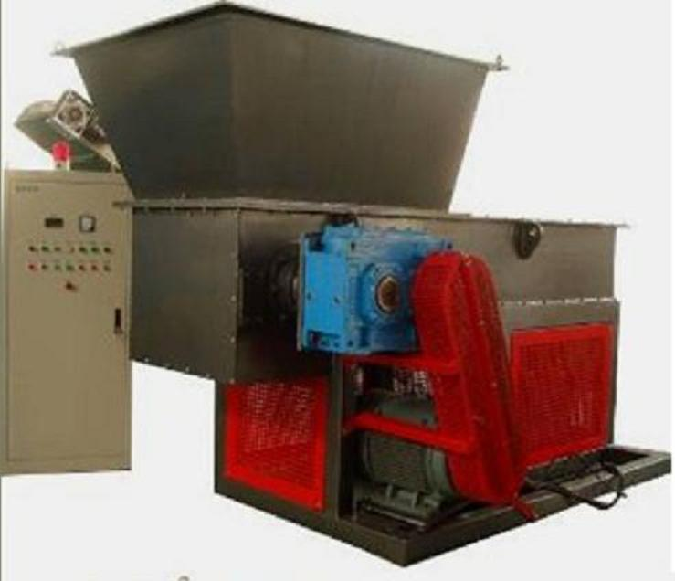 Single Shaft Shredder with Good Quality