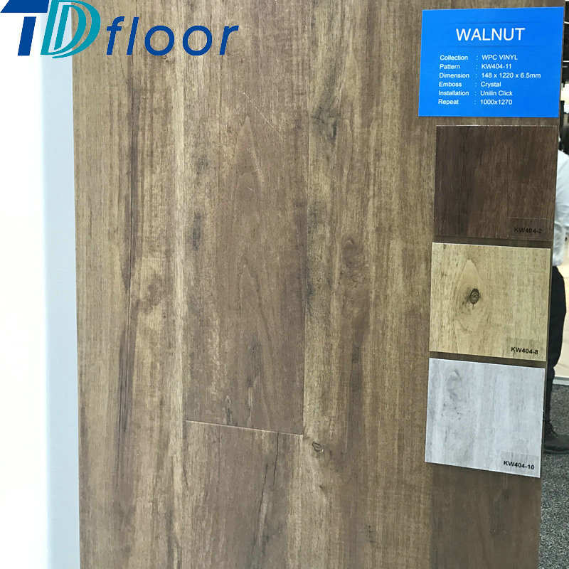 Waterproof WPC Floor Wood Plastic Composite Flooring pictures & photos