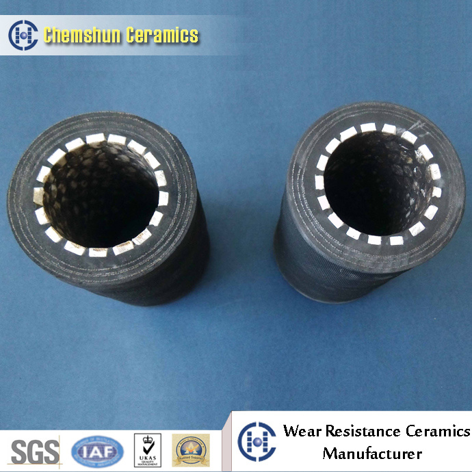 Vibration Damping Ceramic Mining Hose with High Wear Resistance pictures & photos