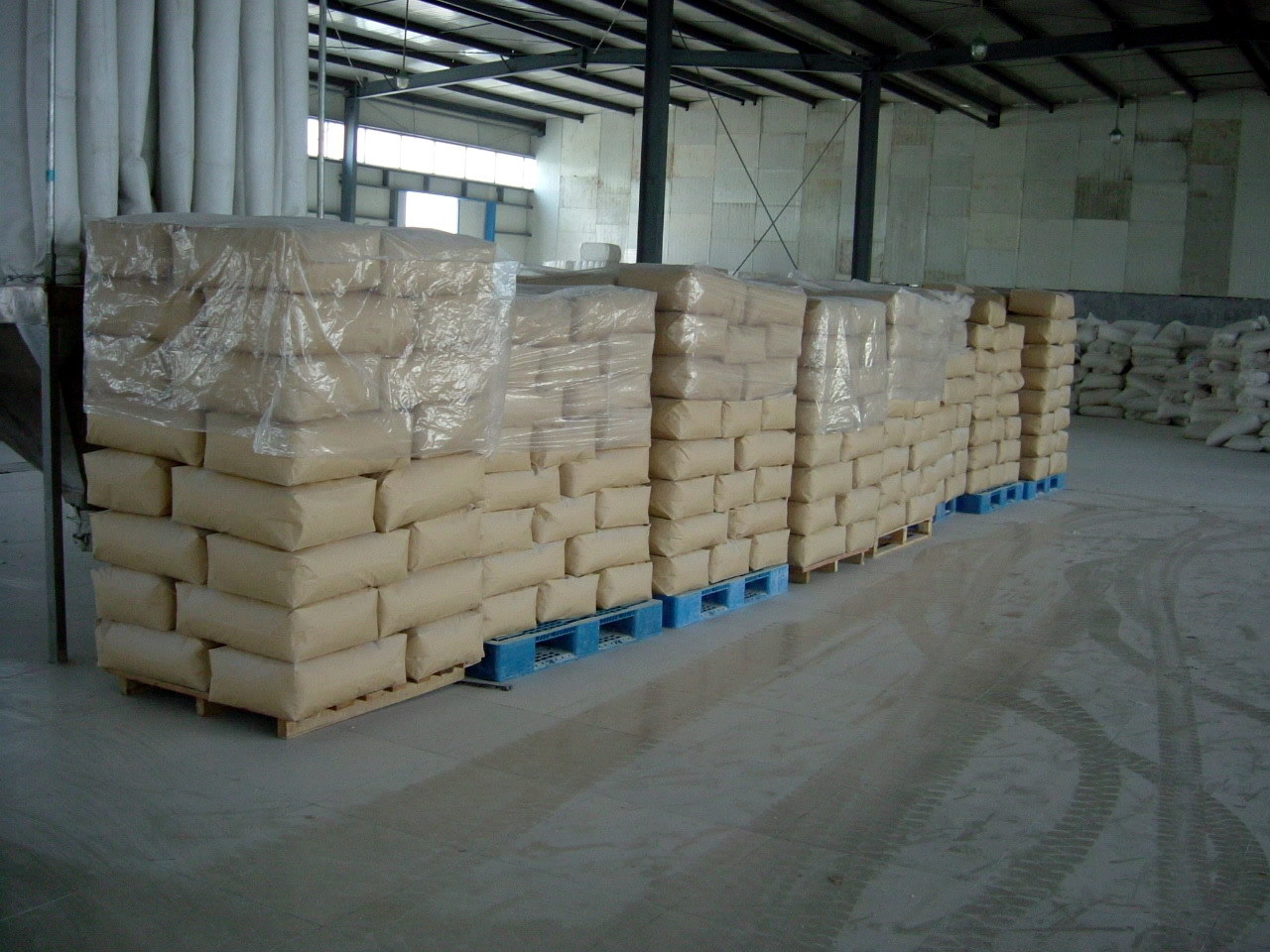 Mud Additive/Drilling Fluid Additive/PAC-Hv/Polyanoinic Cellulose Hv