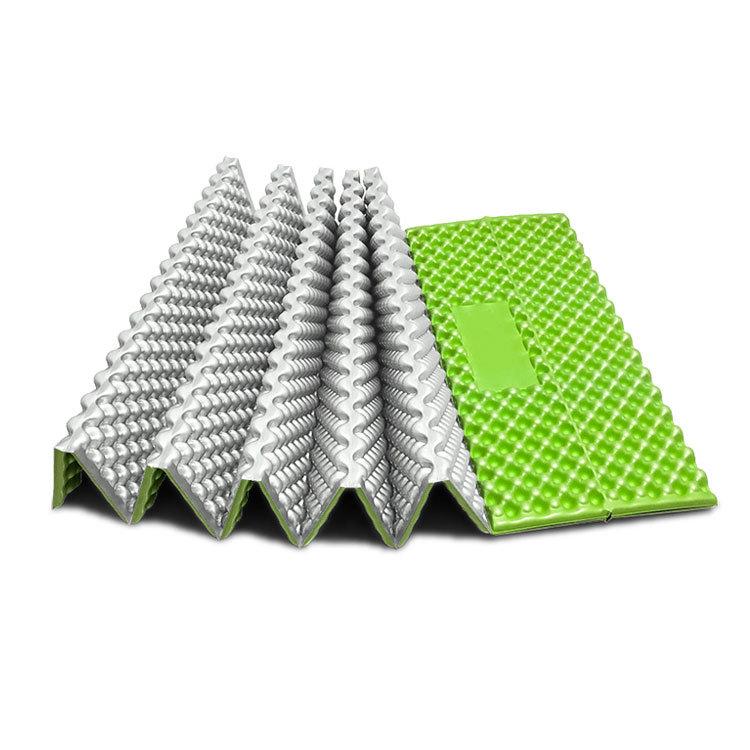 Roll Up Foil Camping Mat EVA Foam Sleeping Mattress Thermal Insulated Heavy Duty