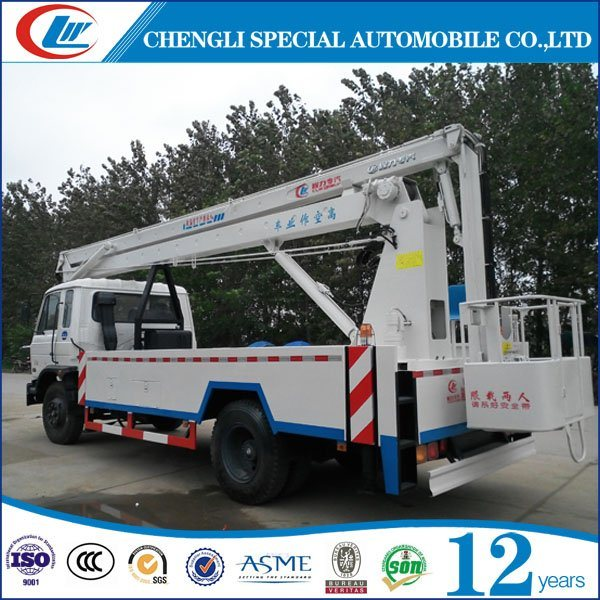 4*2 High Altitude Aerial Working Truck for Sale pictures & photos