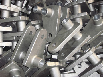 OEM Forging Parts Steel Forging Truck Parts with Turnning pictures & photos