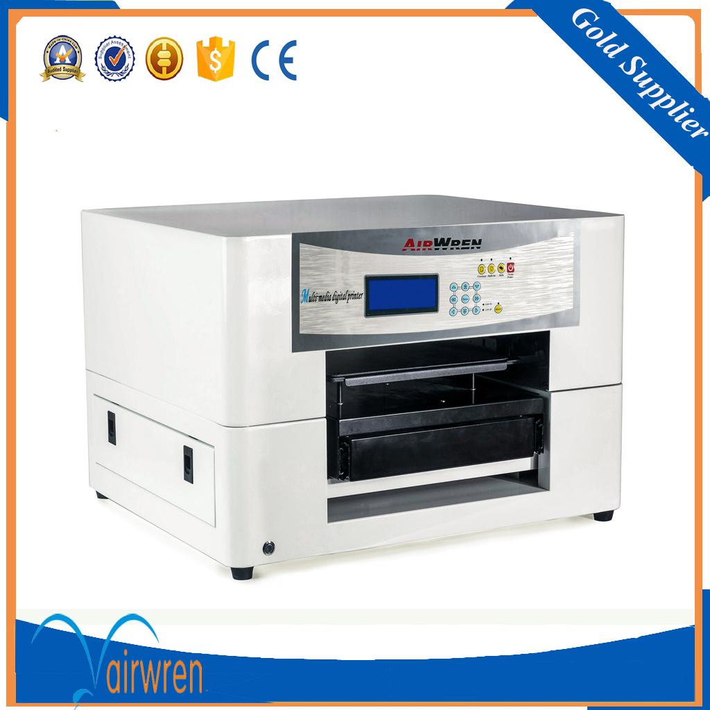 China Hot Sale Dtg Printer Cheap A3 Size T Shirt Printing Machine