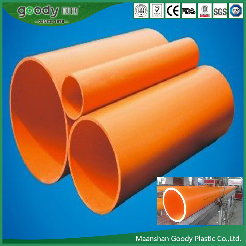 China Plastic Pipe - PVC Pipe/CPVC Pipe/UPVC Pipe/PVC-U Pipe - China CPVC Buried Cable Casing Pipe PVC Pipes and Fitting  sc 1 st  Maanshan Goody Plastic Co. Ltd. & China Plastic Pipe - PVC Pipe/CPVC Pipe/UPVC Pipe/PVC-U Pipe - China ...
