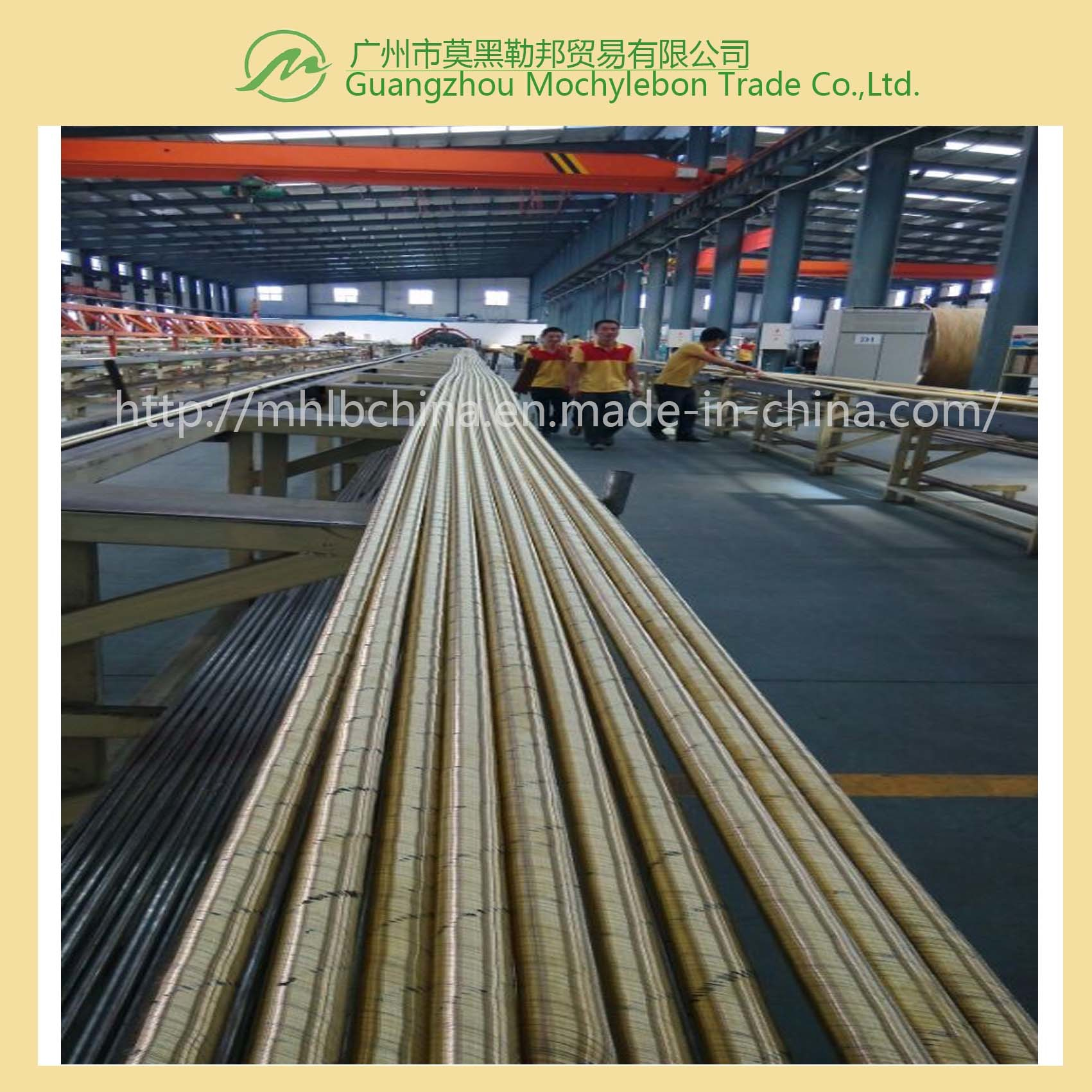Wire Spiral Hydraulic Hose (EN856-4SP-1/2) pictures & photos