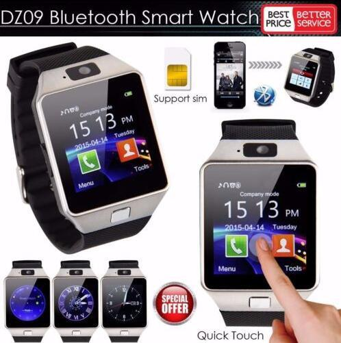Smart Watch Dz09 Multifunction Bluetooth Wrist Camera for Android Phone iPhone pictures & photos