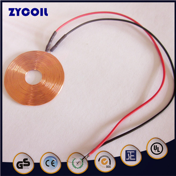 China Copper Wire Crafts Flat Winding Coil with Cable - China Air ...