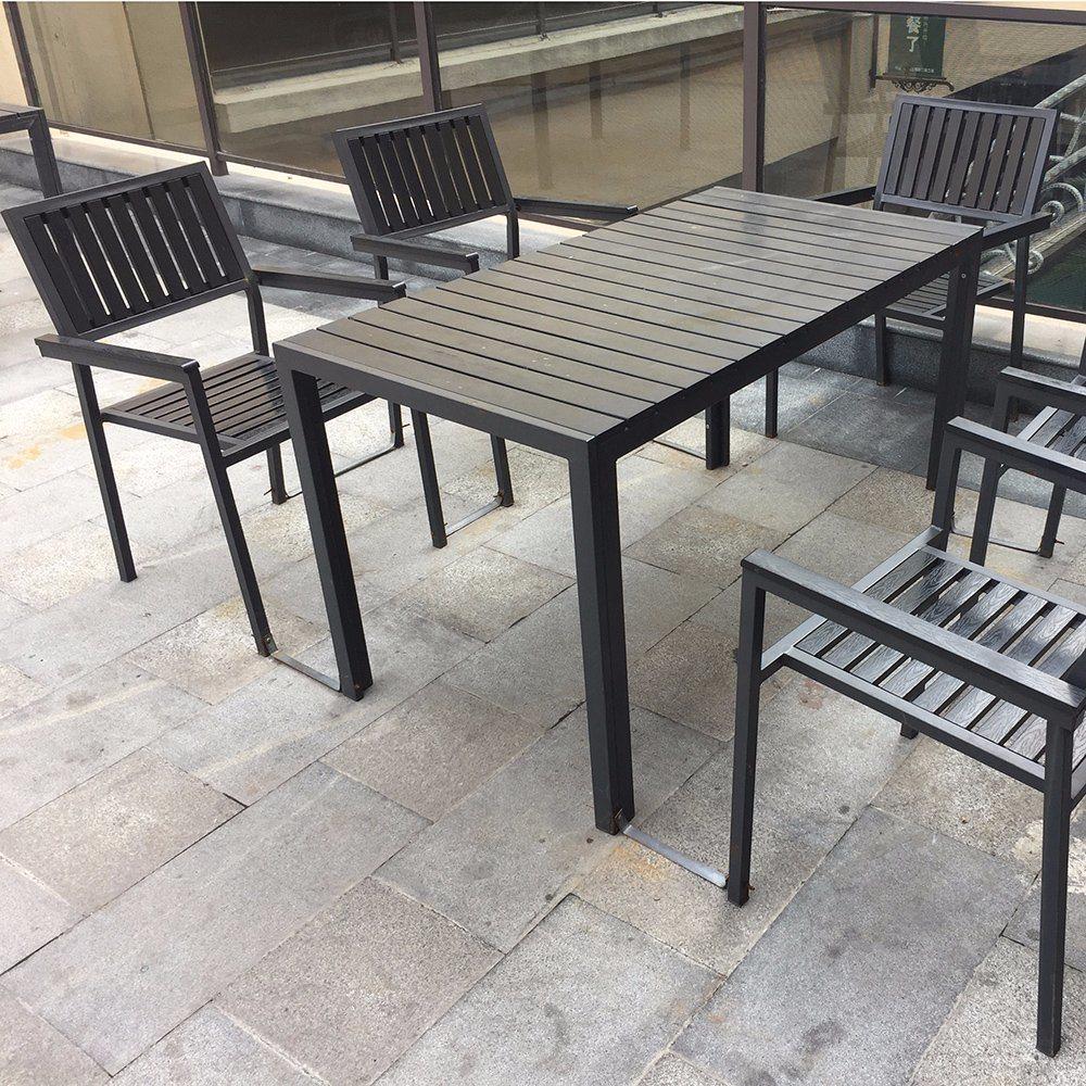 Galvanized garden art outdoor furniture manufacturers