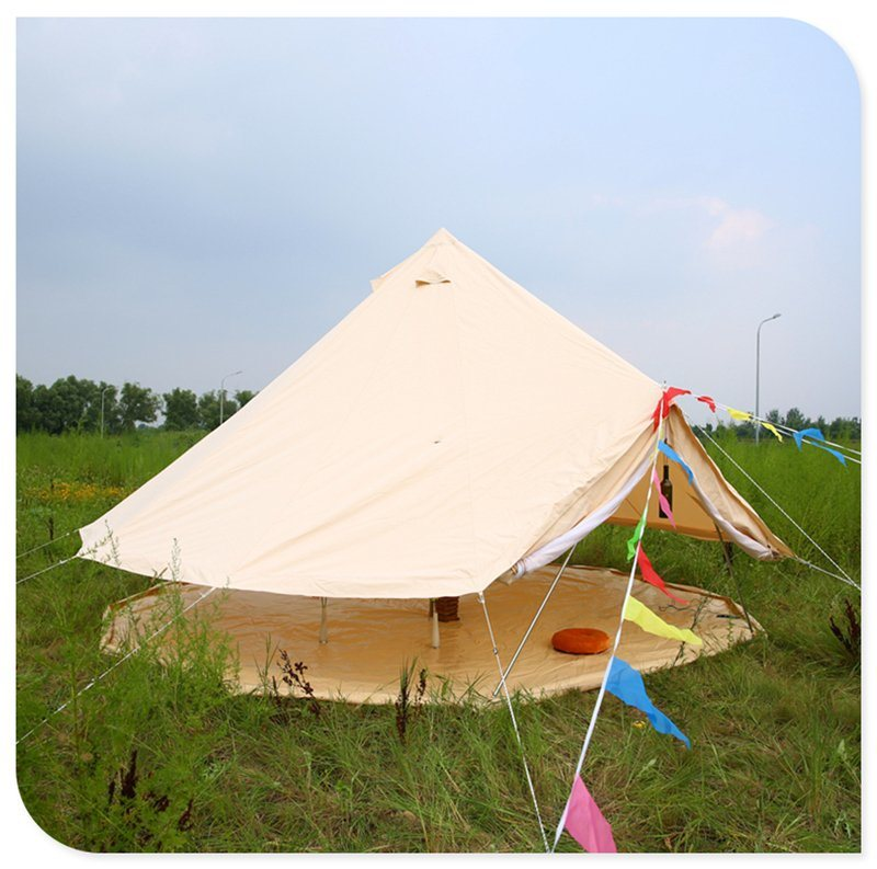 best website de7a9 0ee48 China 5m Camping Outdoor Family Canvas Tents for Sale Photos ...