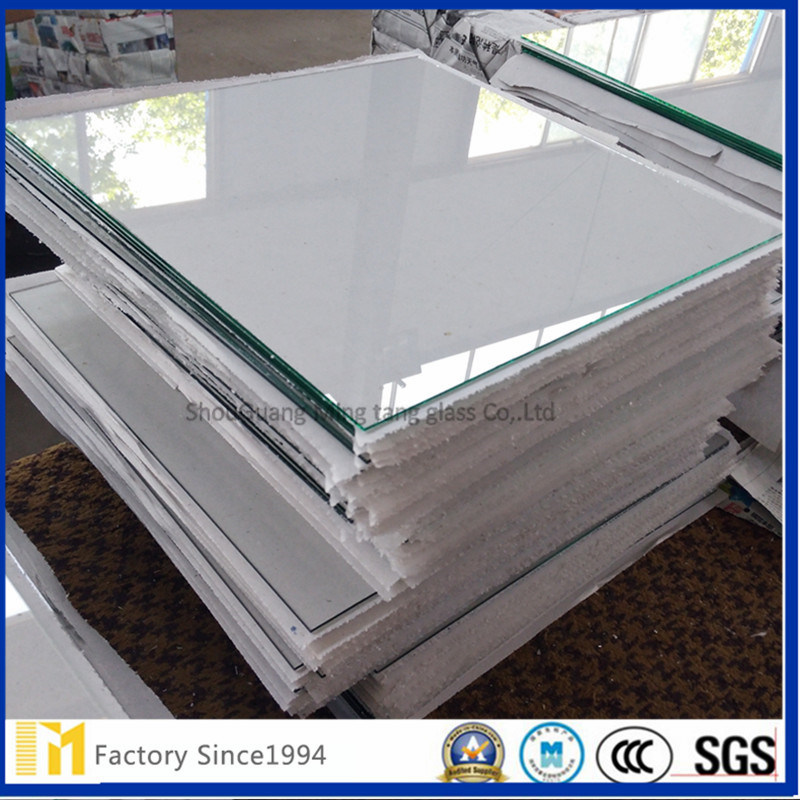 Big Wholesale Clear Float Glass for Picture Frame or furniture with Wooden Case Packaging pictures & photos
