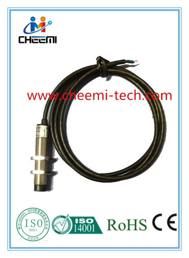 DC 5-30V NPN/PNP No Detection Distance 4mm Inductive Proximity Switch Sensor pictures & photos