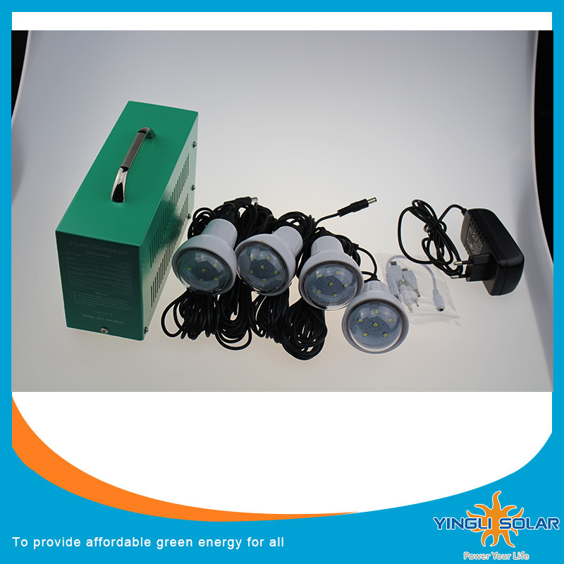 6PCS LED Lamp Solar Lighting Kits (SZYL-SLK-6020)