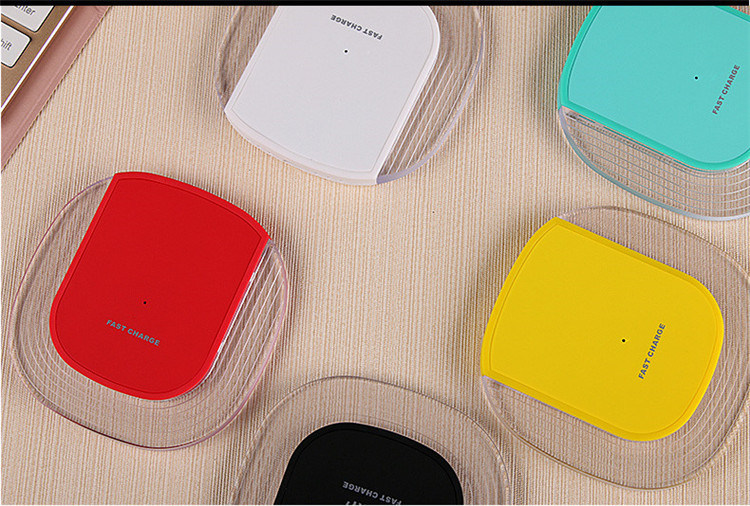 Fast Wireless Charger Priavte Model with Generalplus Solution Output 2.0 a No Heat pictures & photos
