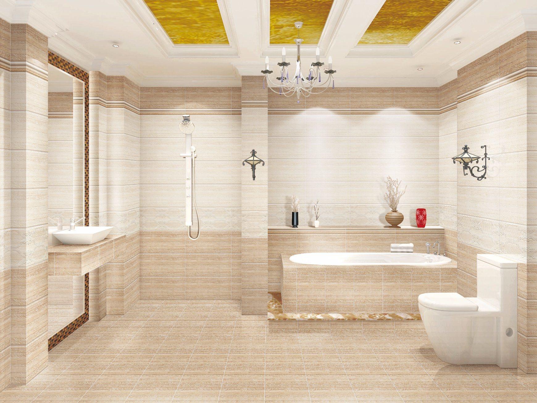 China Cheap Building Materials Wall Ceramic Tile - China Wall Tile ...