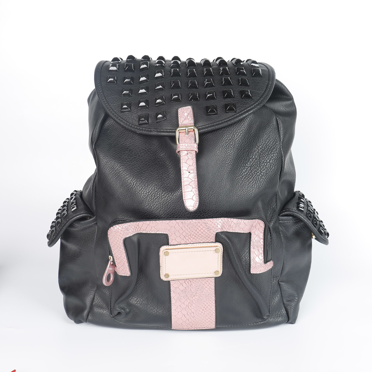Black S and S Backpack Travel Case
