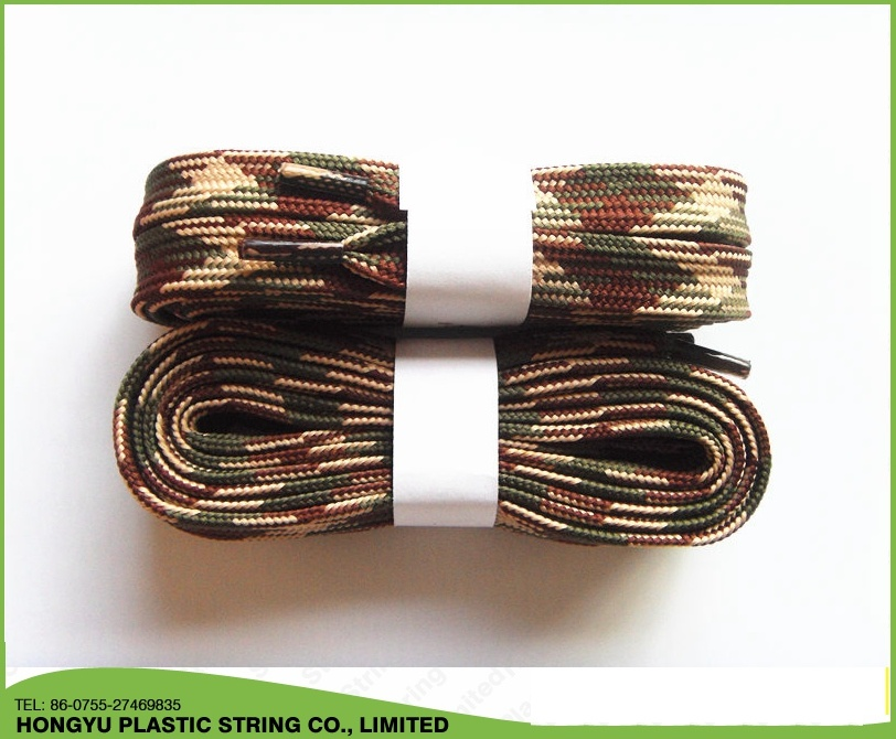 Factory High Quality Shoelace /Print Shoelace /Lock Shoelace