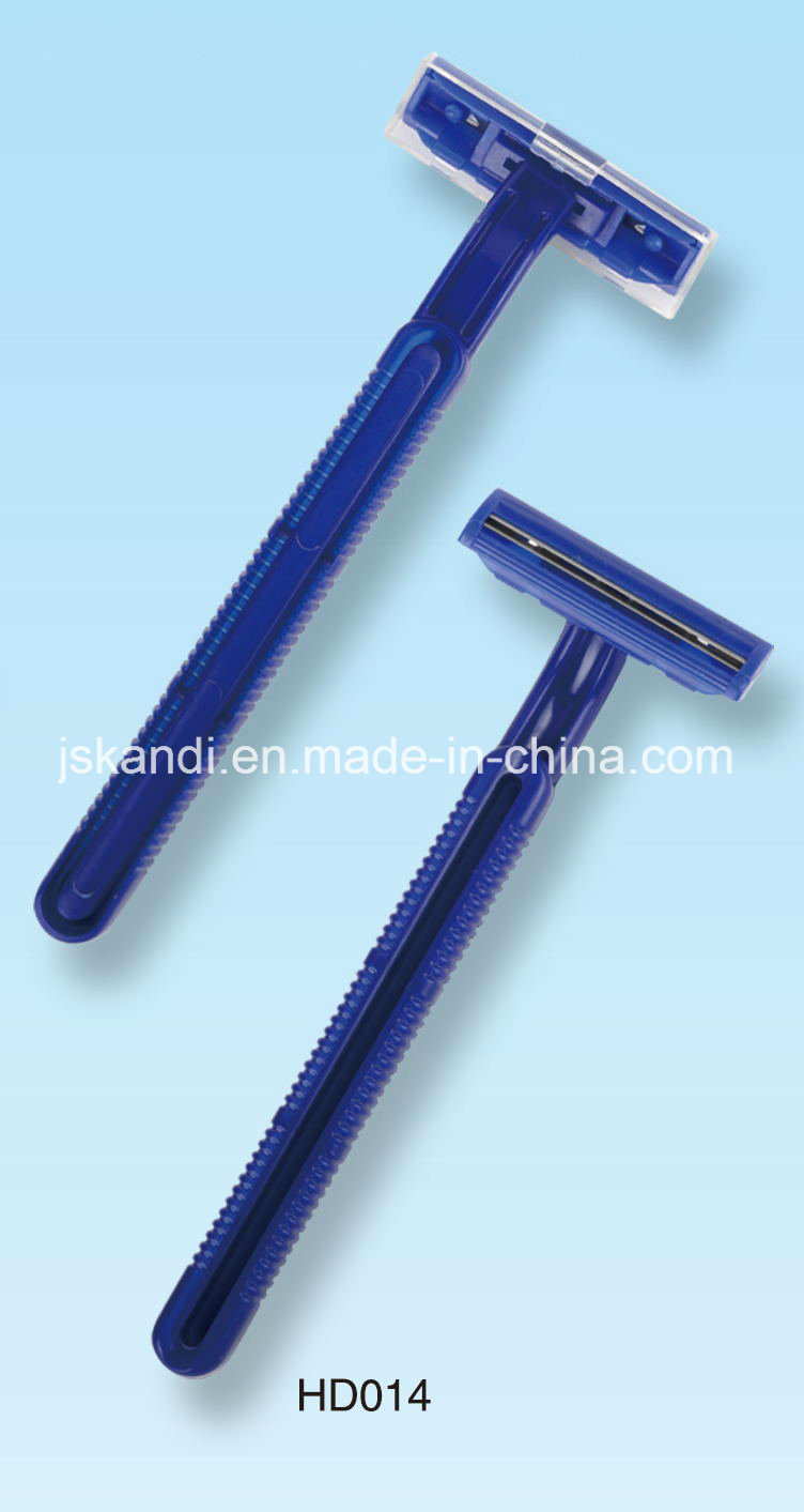Good Quality Twin Blade Disposable Razor Blades pictures & photos