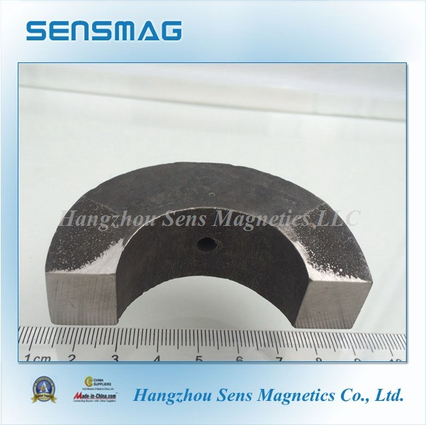 C Shape Strong Powerful Permanent AlNiCo Magnet with RoHS for Generator