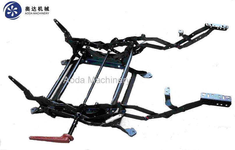 China Glider Recliner Mechanism Ad 4181 China Sofa