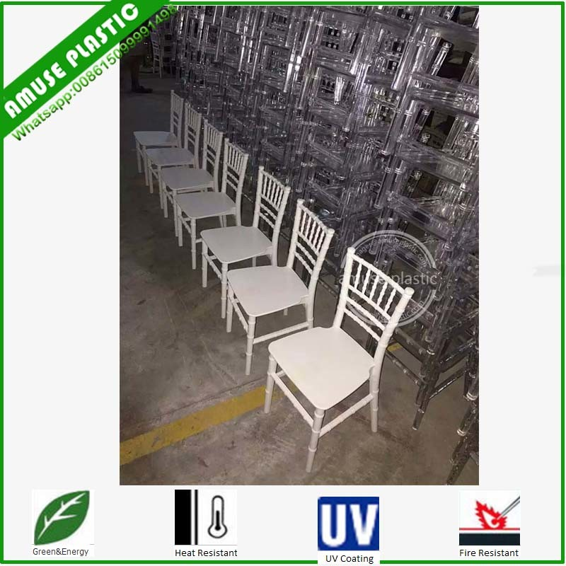 Clear Chiavari Wedding Napoleon Chair Transparent pictures & photos