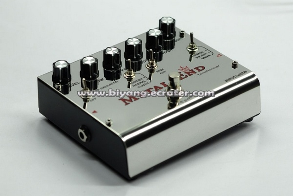 china distortion guitar effects pedal metal end china guitar effect pedal effect pedal. Black Bedroom Furniture Sets. Home Design Ideas