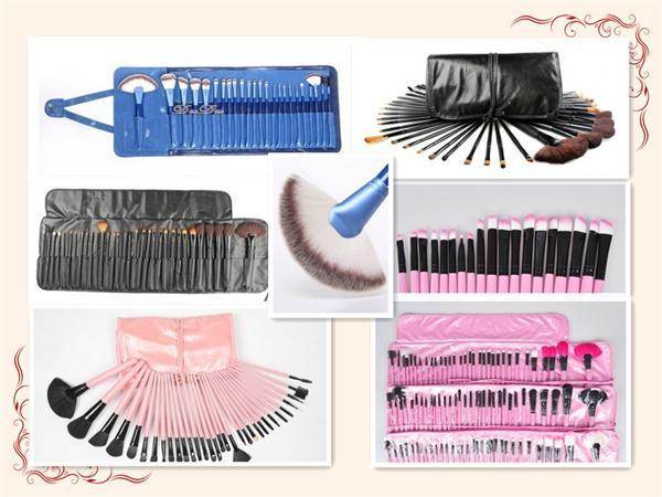 Beauty Products Cosmetics Brush / Make up Set with Cosmetic Case pictures & photos