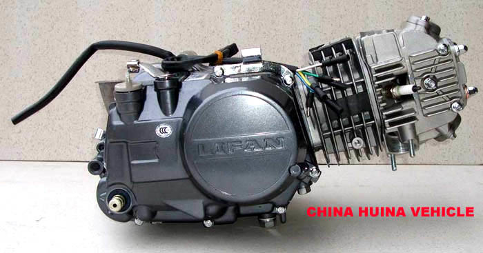 China 125cc, 138cc Lifan Air Cooled / Oil Cooled Engine