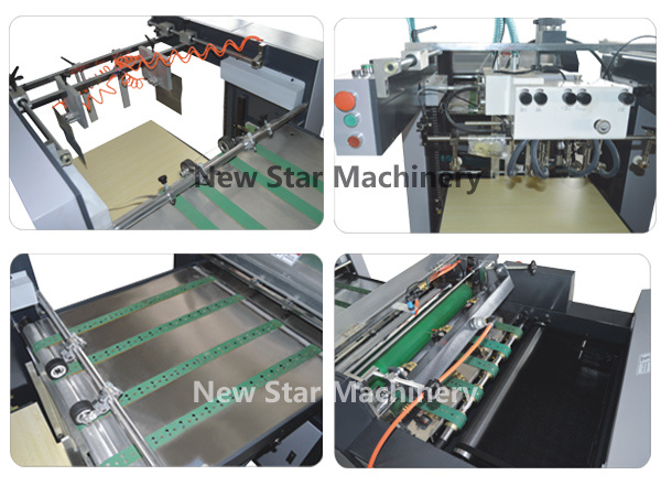 Sgj-620 Automatic Micro-Local Polishing Machine Spot Coating Machine pictures & photos