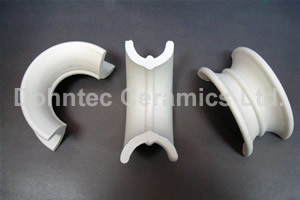 China Ceramic Novalox Saddles China Intalox Saddles Ceramic Saddles