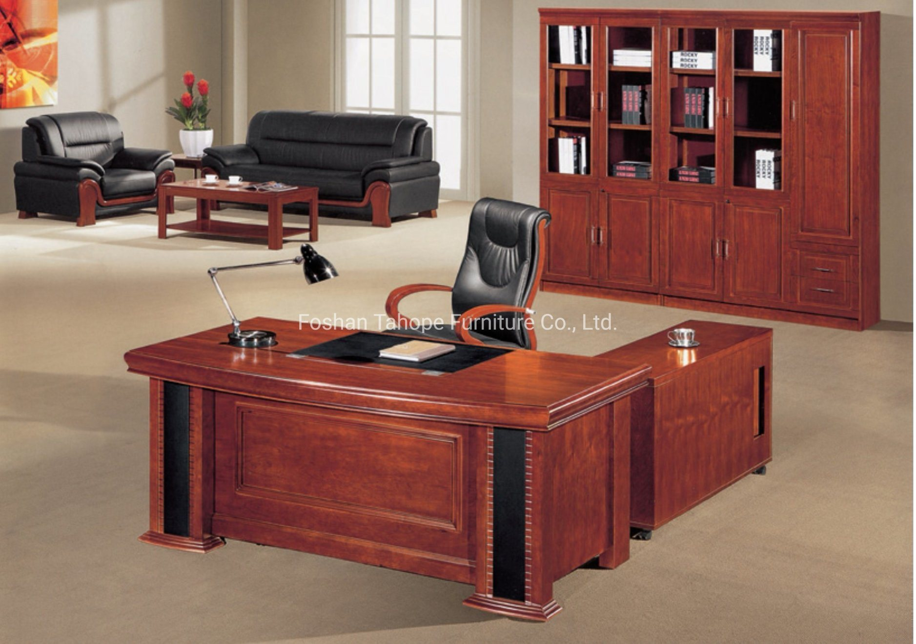 Traditional Mdf Manager Executive