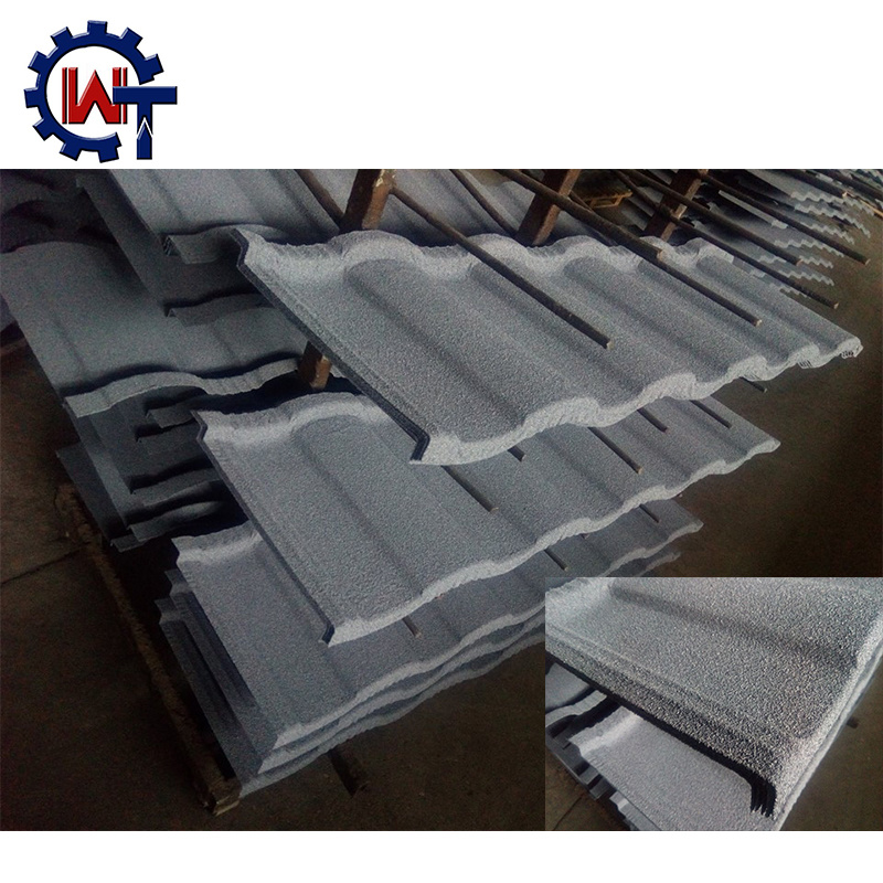 China Colorful Japanese Stone Coated Steel Roof Tiles For Sale China Building Material Roofing Tiles