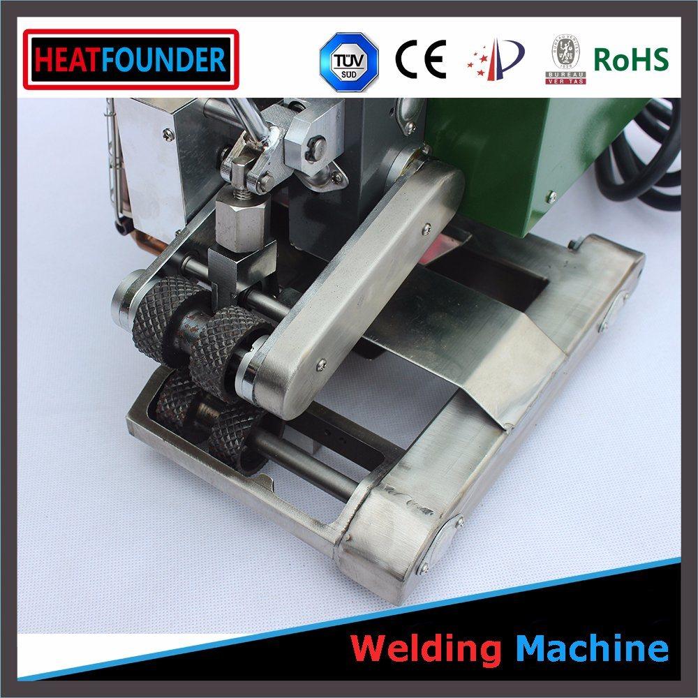 China PVC Profile Welding Machine 4200W Heatfounder Used