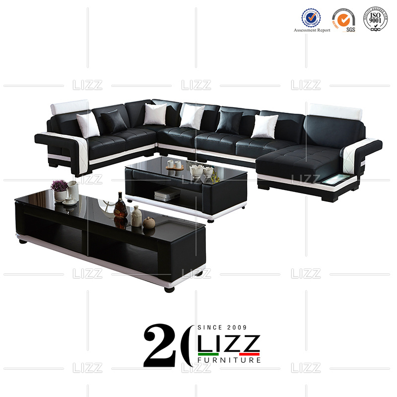 U Shape Home Furniture Sofa Seating