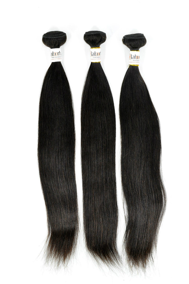 100 Straight Chinese Unprocessed Virgin Human Hair Extensions