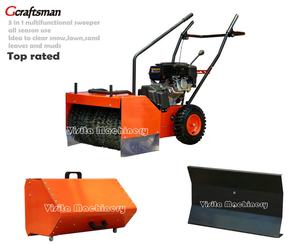 80cm Width All Season Use Power Sweeper pictures & photos