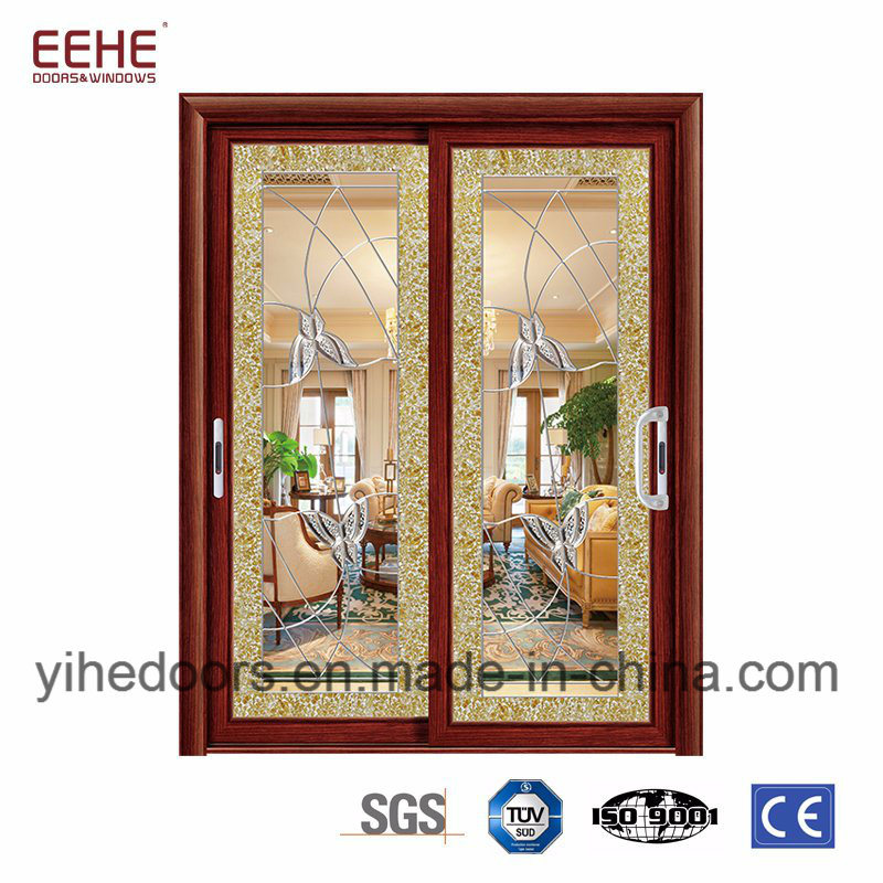 [Hot Item] High Quality and Good Price Aluminum Doors for Project in Qatar