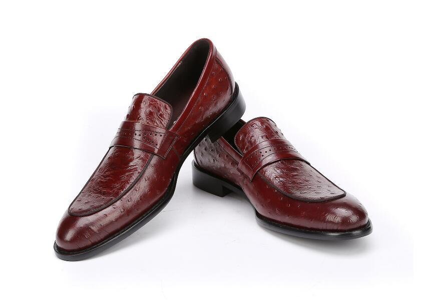 Cow Suede Mens Loafers, Men Dress Shoes