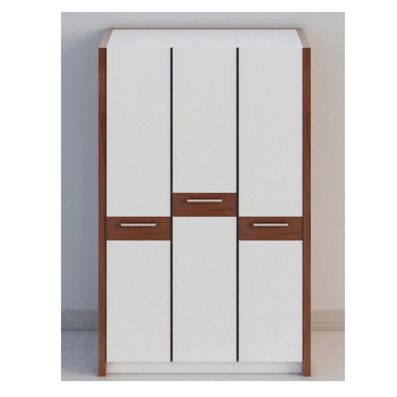 Foshan Manufacturer Wooden Wardrobe for Hotel Bedroom Furniture pictures & photos