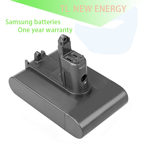 [Hot Item] Replacement Battery 2500mAh 22 2V for Dyson DC34 DC35 DC44 DC45  Cordless Vacuum Cleaner