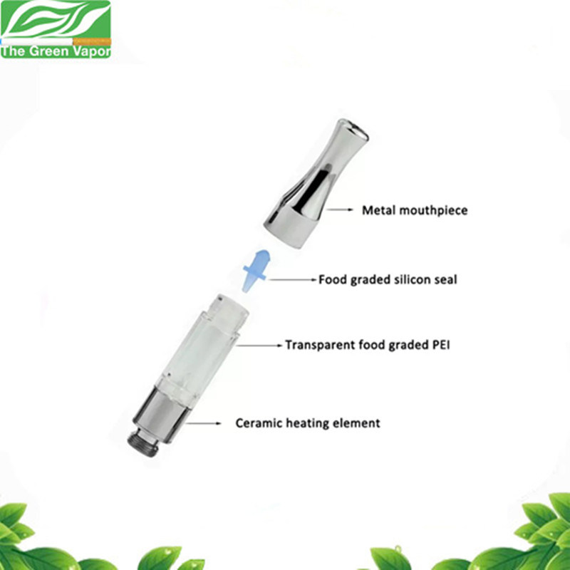 510 E Cig Thick Oil Vaporizer Wax Oil Tank G2 Cartridge with 0.3ml 0.8ml 1.0ml pictures & photos