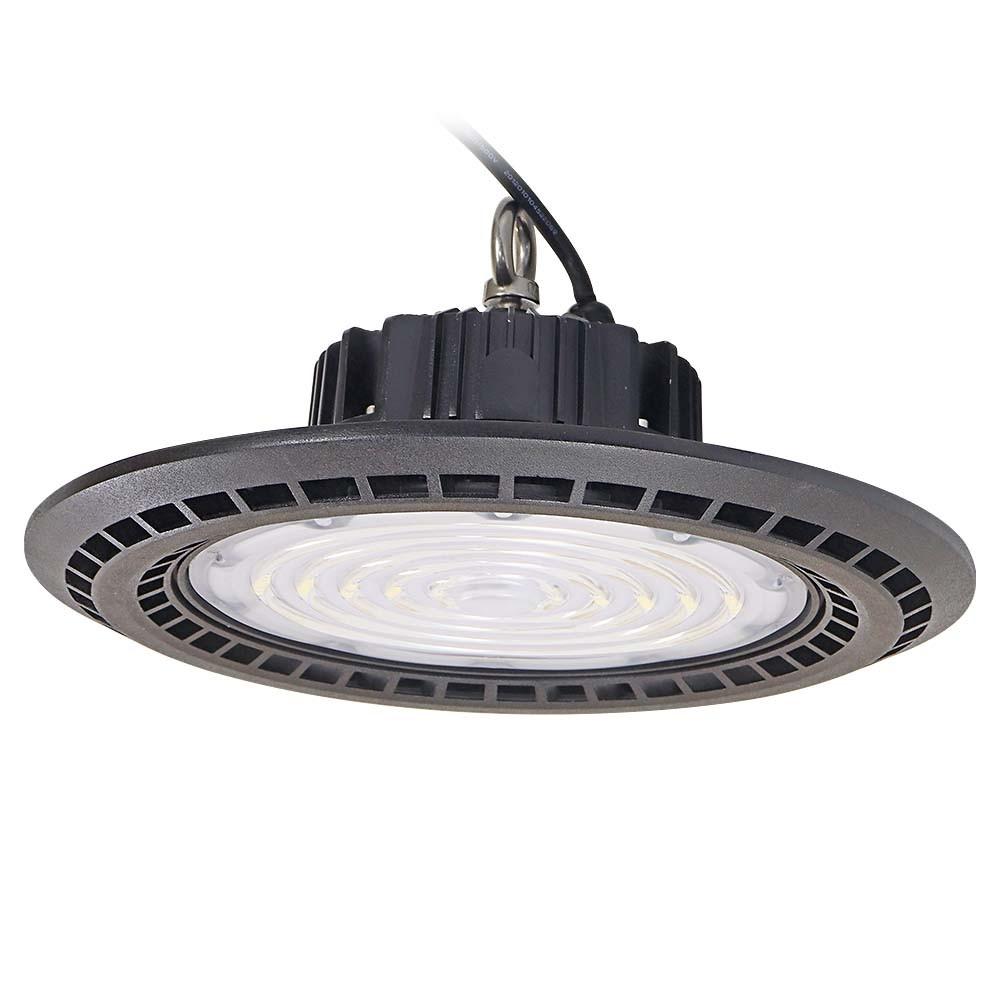 100W UFO High Bay LED Light Industrial Airport Warehouse Workshop Gym Light 4KV