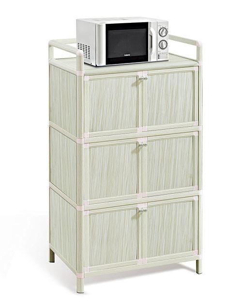 China Aluminum Cabinet Storage