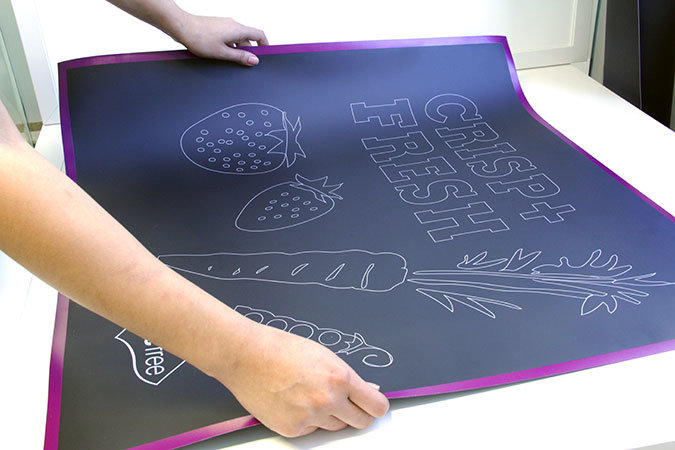 High-Quality Magnetic Receptive Wall Signage or Magnetic Menu Board Sign Printing