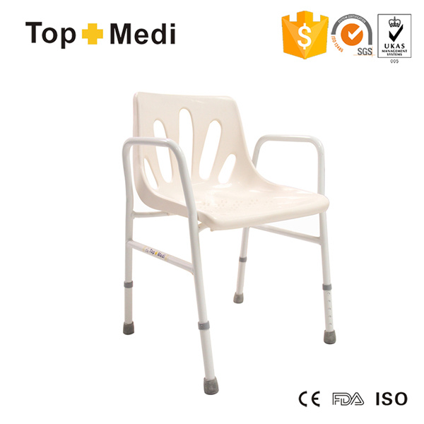 Topmedi Aluminum Shower Chair Bath Bench TBB7923L pictures & photos
