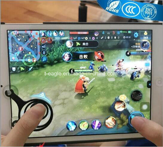 Mobile Joystick Mobile Touch Screen Mini Joystick for Android iPhone and iPad Touch Screen
