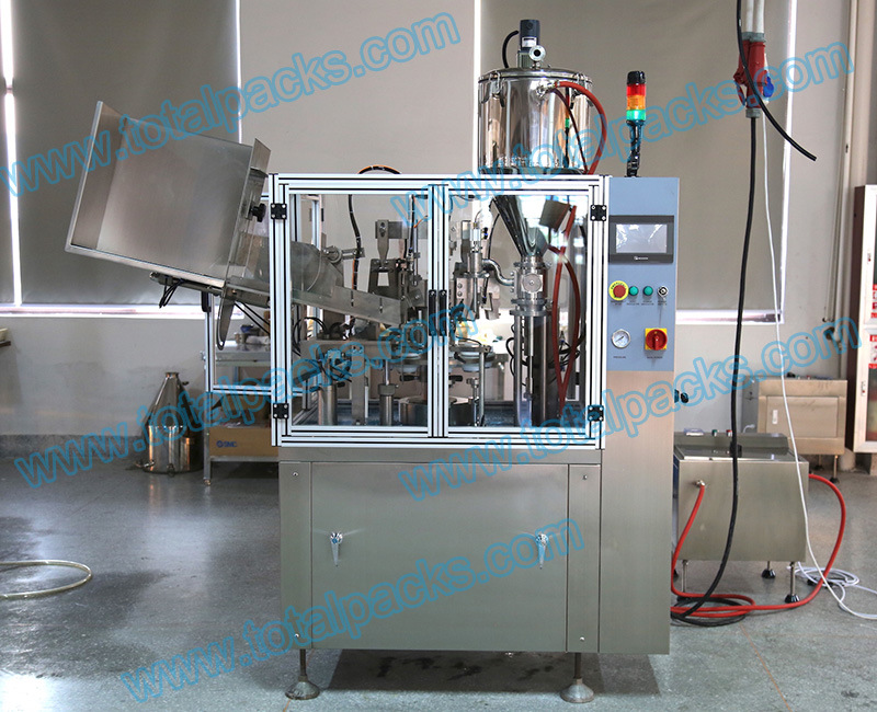 Automatic Plastic Tube Filler Sealer (TFS-200A) pictures & photos