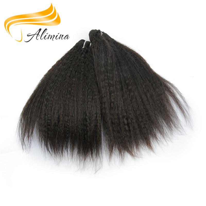 China Alimina Wholesale Tangle Free Malaysian Remy Human Hair